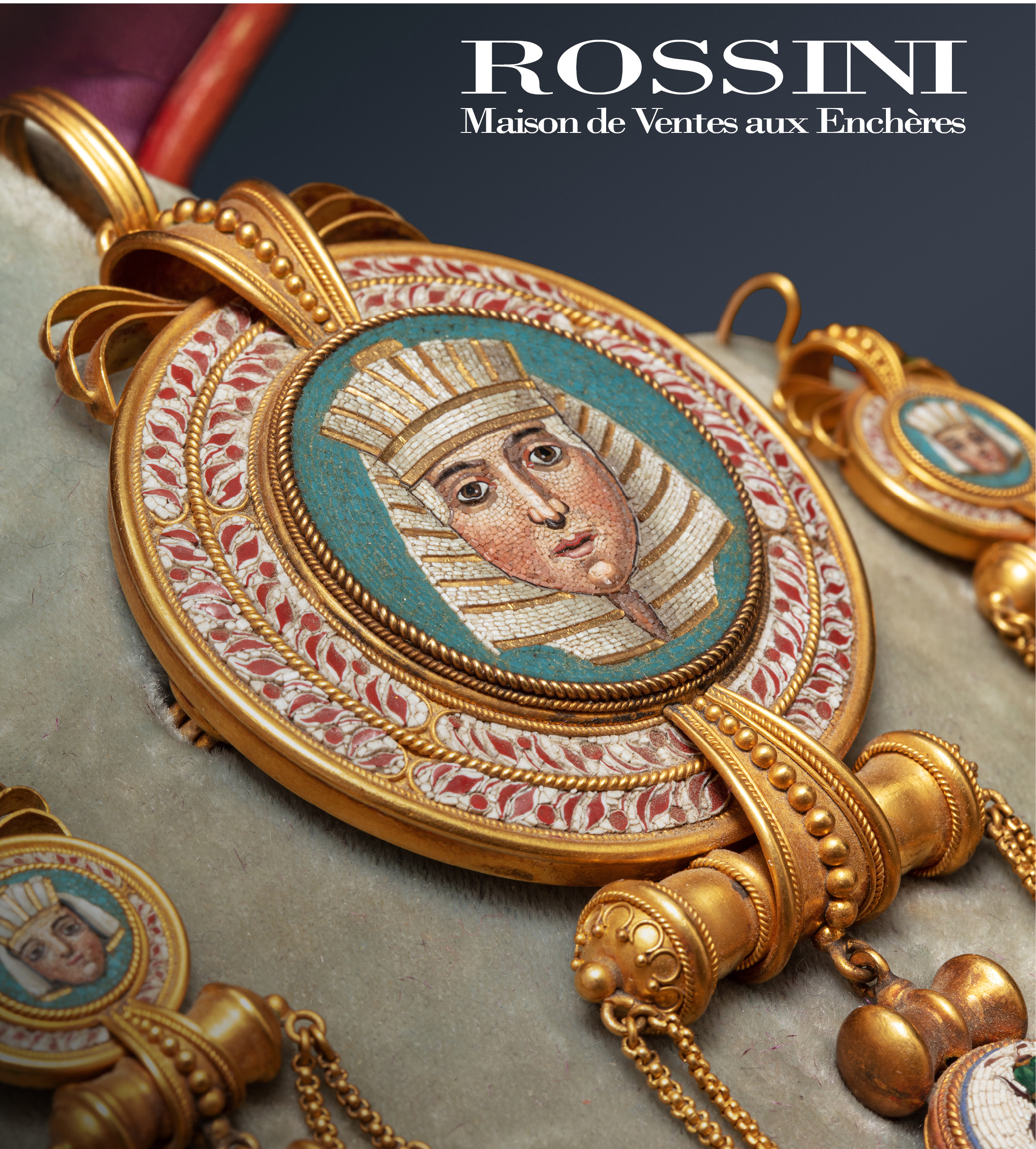 Vente Numismatique, Bijoux, Horlogerie & Argenterie chez Rossini : 248 lots