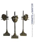 Vente Arts du XXè siècle chez Cornette de Saint Cyr Paris : 354 lots