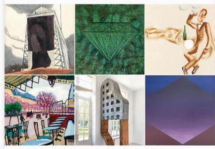 Vente Art Contemporain, Moderne et Ancien Partie I  chez De Vuyst : 387 lots