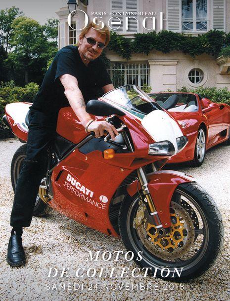 Vente Motos de Collection - Salon Moto Légende chez Osenat : 77 lots