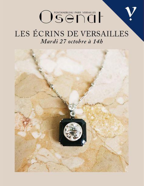 Vente Les Ecrins de Versailles (Versailles) chez Osenat : 369 lots