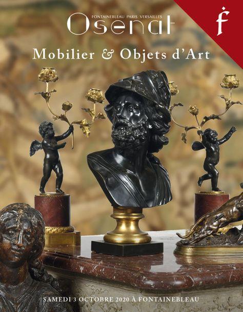 Vente Mobilier et Objets d'Art (Fontainebleau) chez Osenat : 244 lots