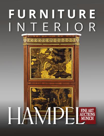 Auction Catalogue I - Mobilier & Intérieur at Hampel Fine Art Auctions : 135 lots