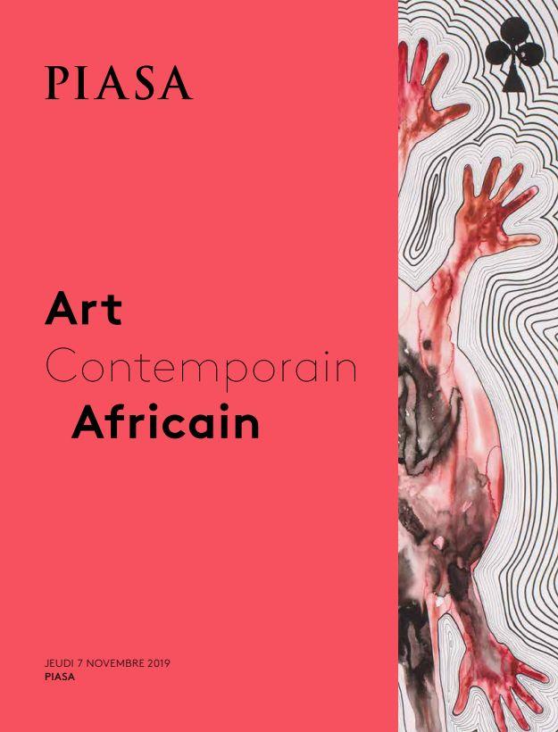 Vente Art Contemporain Africain chez Piasa : 136 lots