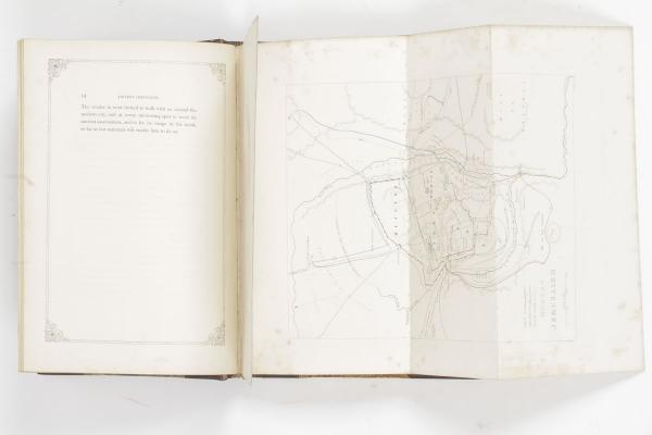 W. BARTLETT  - Walks about the city and environs of Jérusalem.  - London, Hall, [...]