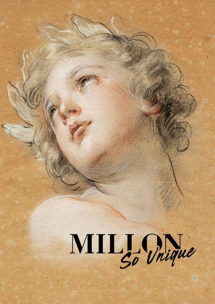 Vente So Unique Une Oeuvre, Une Vente FRANÇOIS LEMOYNE (PARIS 1688-1737) chez Millon et Associés Paris : 1 lots