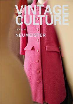 Vente Culture Vintage : de la haute couture à la génération Z chez Kunstauktionshaus Neumeister : 428 lots
