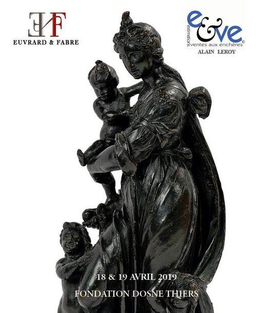 Vente Cadres, Tableaux anciens, Antiques, Archéologie, Mobilier et Objets d'Art, Tapis chez Eve Enchères SVV : 499 lots