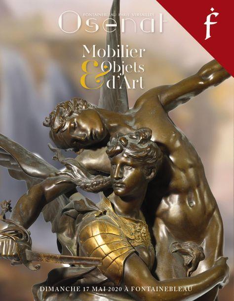 Vente Mobilier et Objets d'Art (Fontainebleau) chez Osenat : 245 lots
