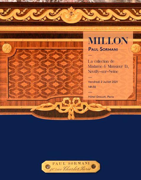 Vente Paul Sormani chez Millon et Associés Paris : 58 lots