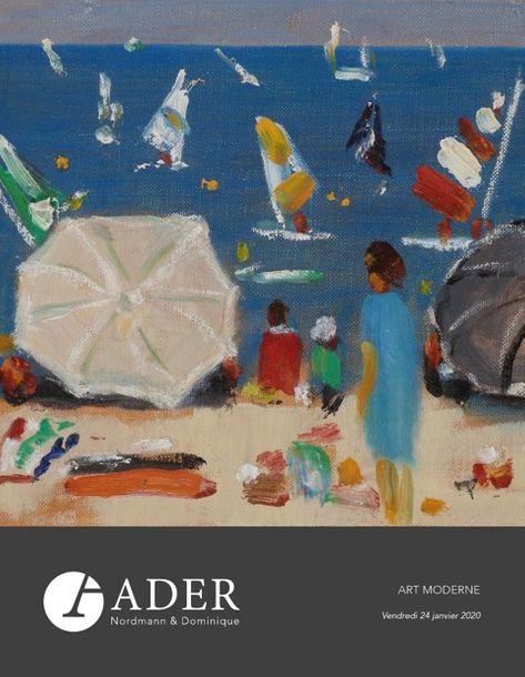 Vente Art Moderne chez Ader : 287 lots