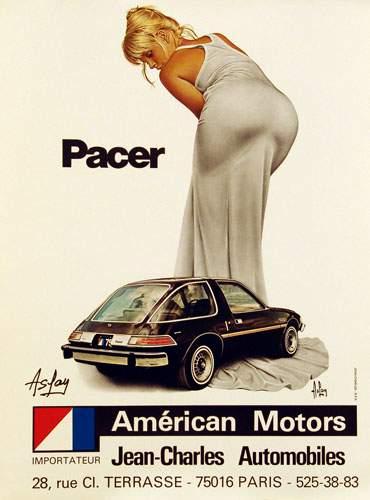 amc pacer wagon 77 terminée  1203416073648253
