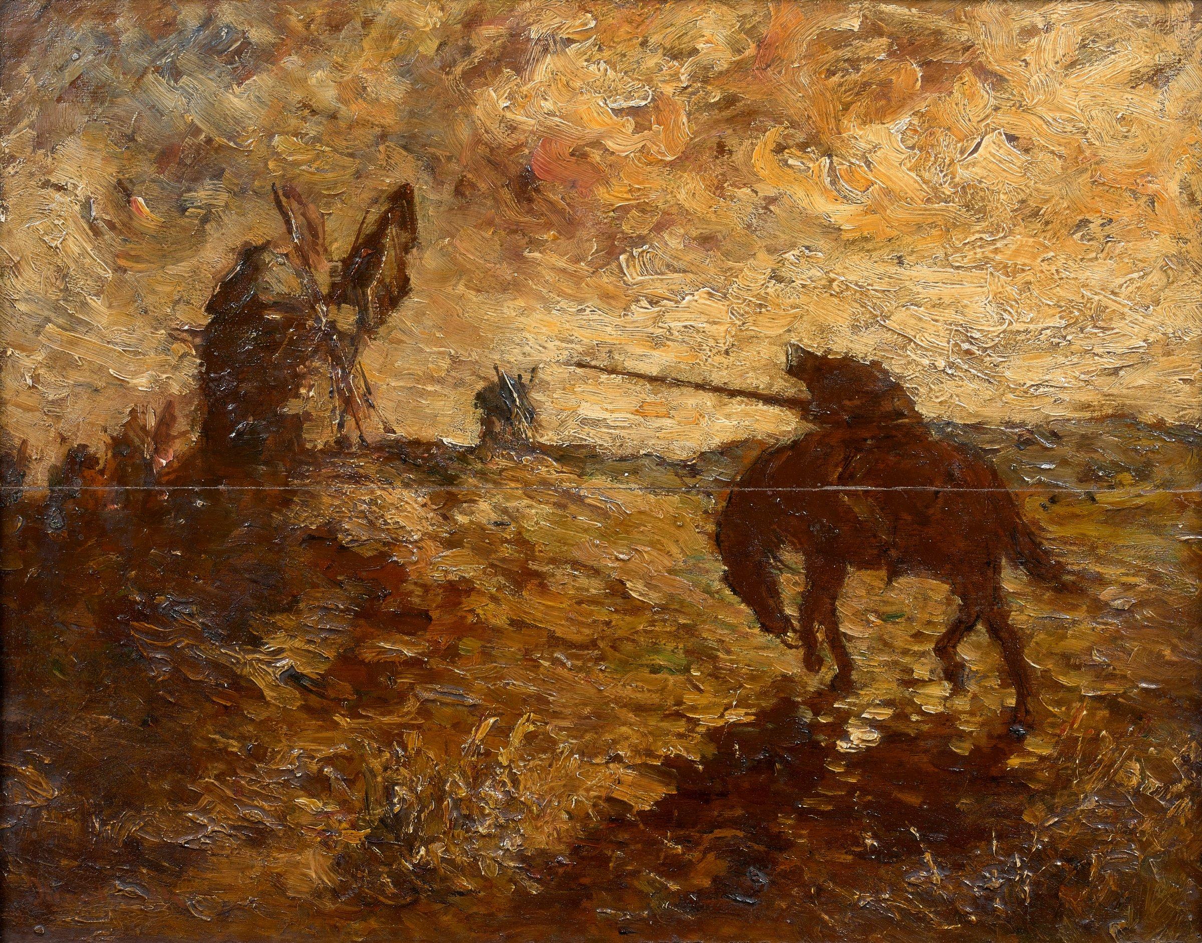 """Картинки по запросу """"don quixote oil painting"""""""