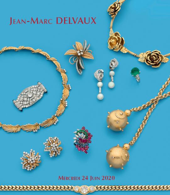 Vente Bijoux, Argenterie, Objets de vitrine, Art de la table chez Delvaux : 479 lots