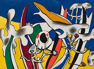 Vente Art d'Après-Guerre et Contemporain chez Heffel Fine Art Auction House : 48 lots