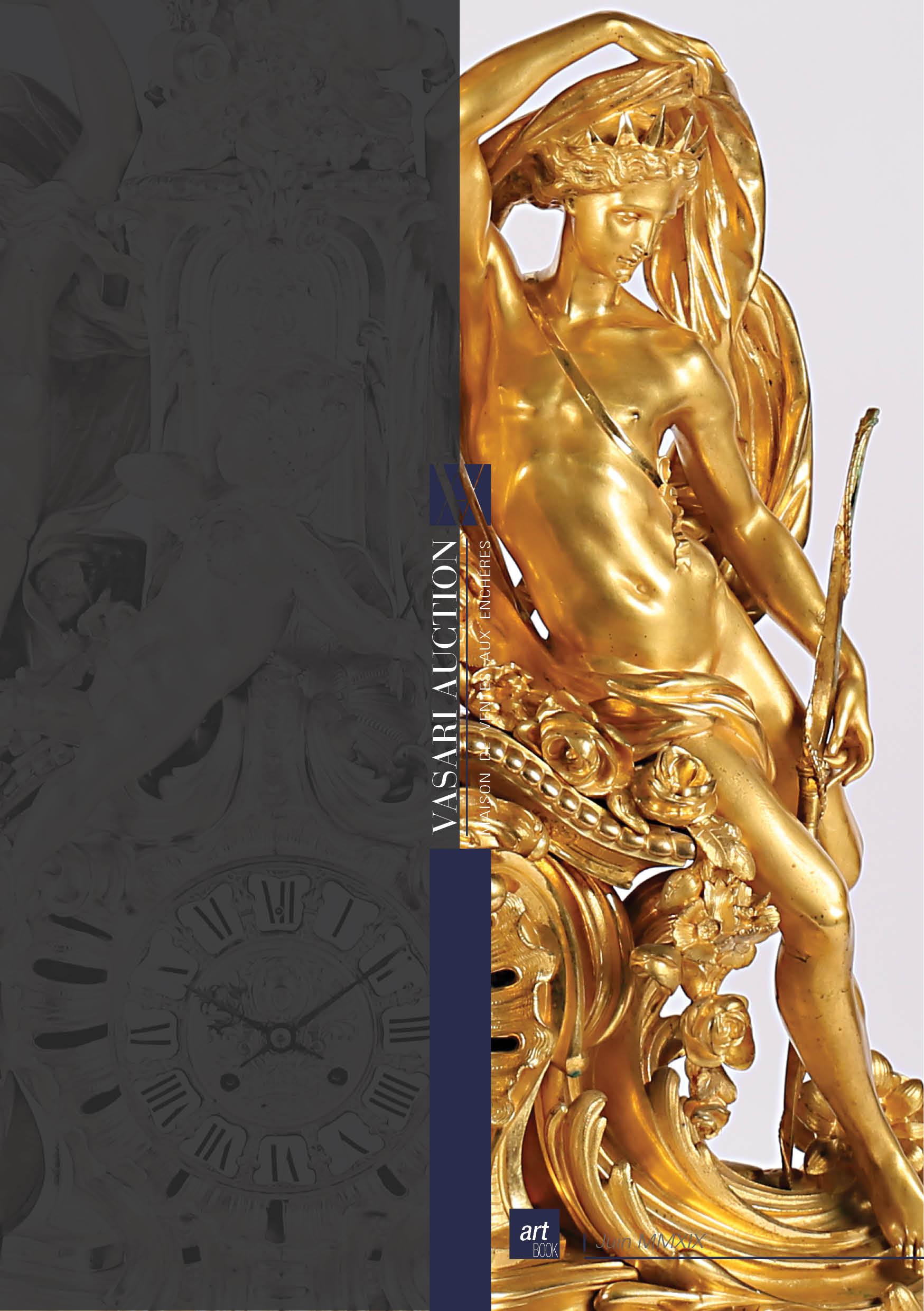 Vente Art & Décoration XXXII chez Vasari Auction : 241 lots