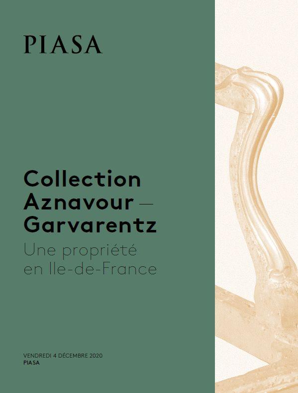 Vente Collection Aznavour-Garvarentz chez Piasa : 245 lots