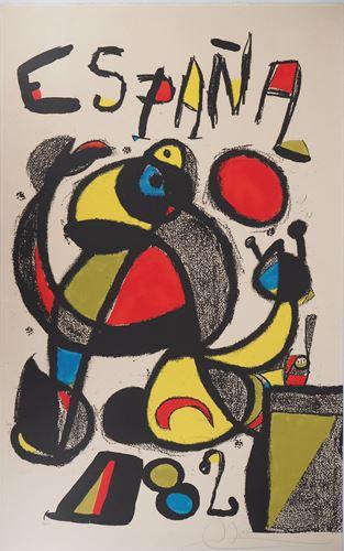 Vente Miro, Chagall, Braque, Foujita, Picasso, Art Moderne et Post War chez Sadde - Dijon : 314 lots