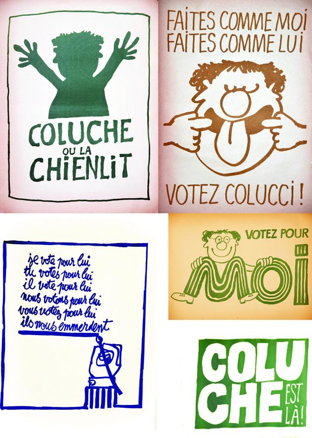 """Résultat de recherche d'images pour """"coluche les élections"""""""