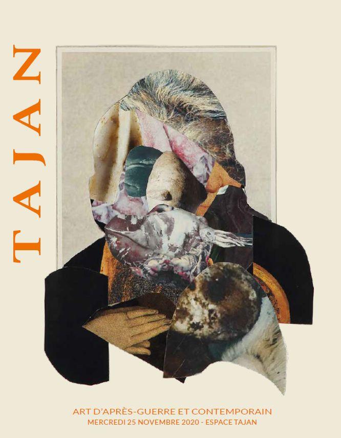Vente Art d'Après-Guerre et Contemporain chez Tajan : 48 lots