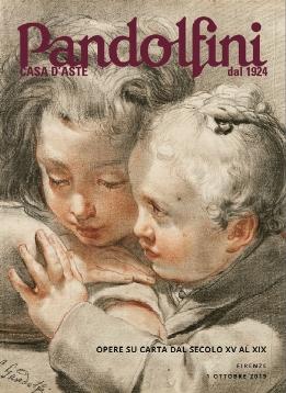 Vente Oeuvres sur Papier : Dessins, Peintures et Estampes du XVème au XIXème (Firenze) chez Pandolfini Casa d'Aste : 198 lots