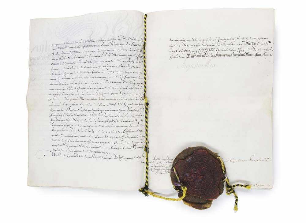 August III., Kurfürst von Sachsen, König von Polen. \