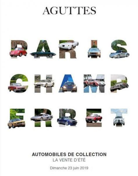 Automobile de Collection - Vente d'été
