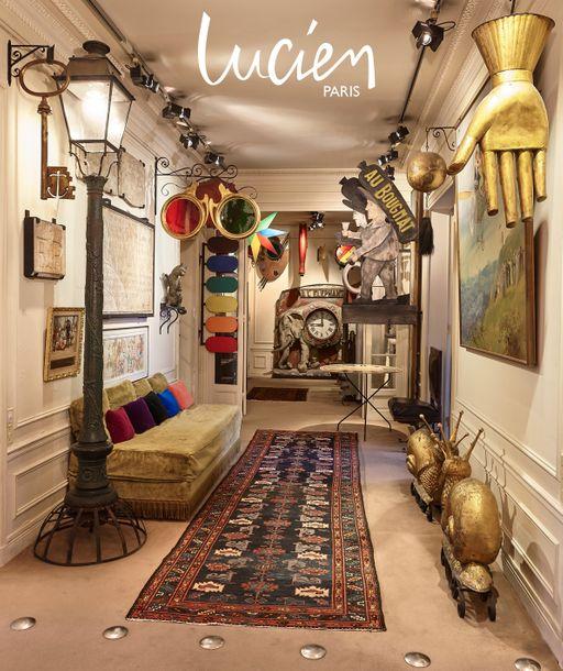 Vente Collection Roxane Debuisson - Paris Mon Amour VIIIe Edition chez Lucien Paris : 190 lots