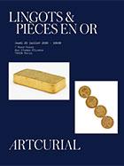 Vente Lingots et Pïèces d'Or chez Artcurial : 83 lots