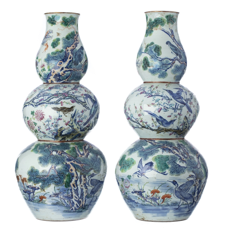 Vente Chinese Export & Domestic Porcelain chez Marques Dos Santos  : 251 lots