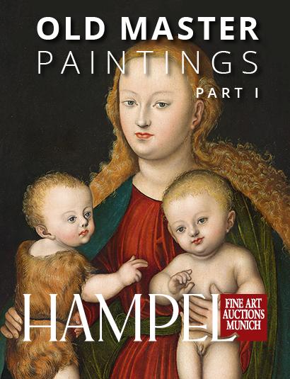 Vente Catalogue III - Tableaux de Maîtres anciens Partie I chez Hampel Fine Art Auctions : 144 lots