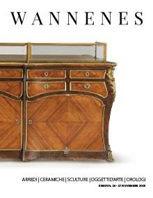Vente Mobilier, Céramique, Sculptures, Objets d'Art, Montres (Genova) chez Wannenes Art Auctions : 851 lots