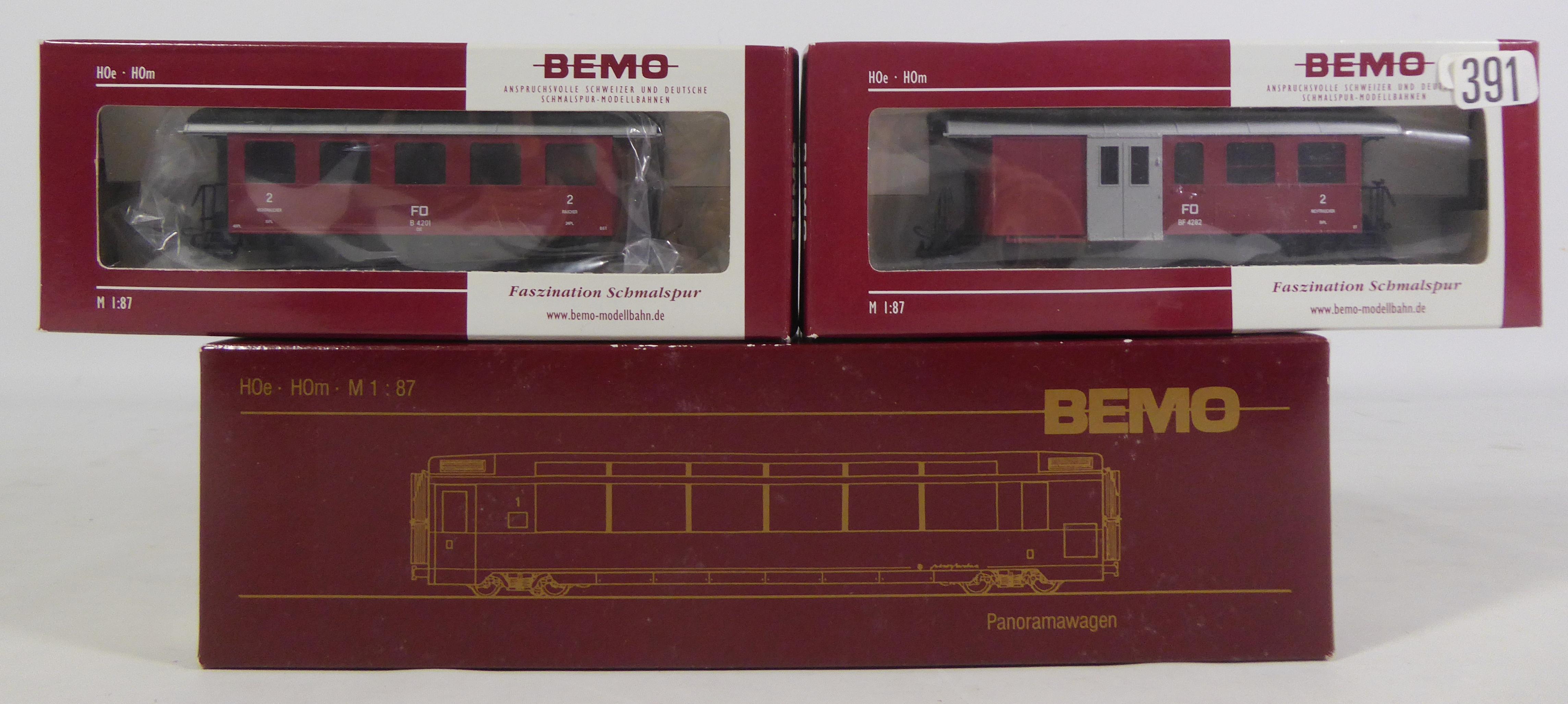 Trains Hom Voitures FoJouets Miniatures Échelle Bemo3 xBordCe
