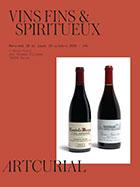 Vente Vins fins & Spiritueux - Vacation 2 chez Artcurial : 466 lots