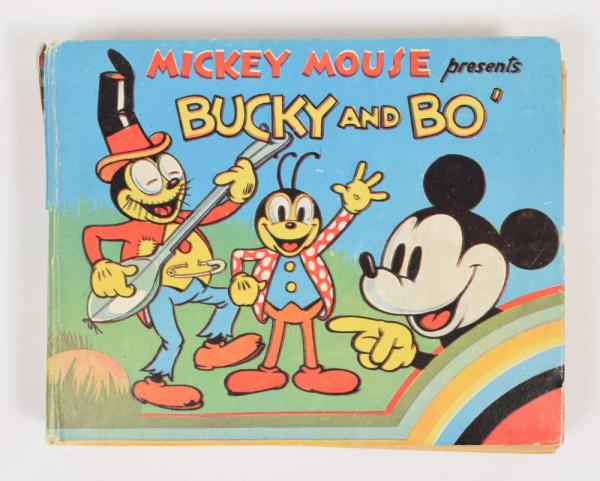 [Comics] Walt Disney - Bucky and Bo' - Mickey Mouse presents Bucky and Bo'. Dean and [...]