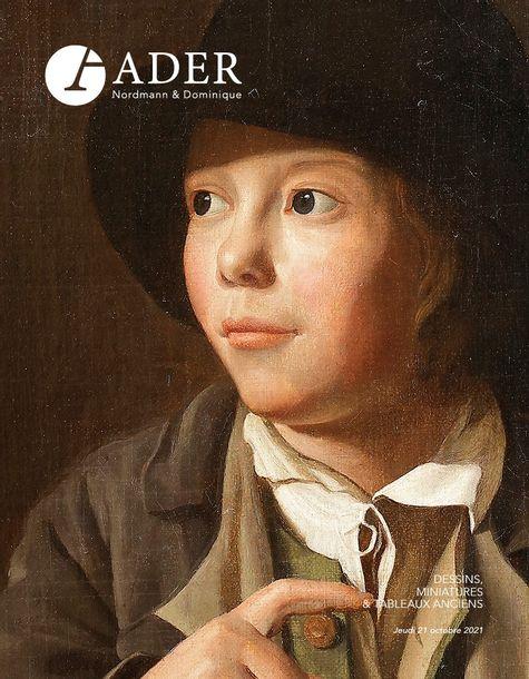 Vente Dessins et Tableaux Anciens, Miniatures chez Ader : 231 lots