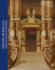 Vente Livres Anciens & Modernes, Musique, Architecture, Photographies, Affiches, Papiers Anciens chez Delon-Hoebanx : 423 lots