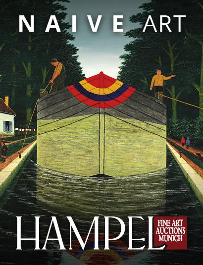 Vente Catalogue VI  - Art Naïf chez Hampel Fine Art Auctions : 212 lots