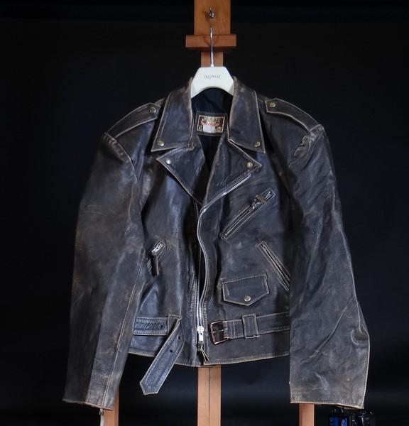 grand choix de b0e9d fd4c6 Blouson Taille Xl Hallyday Mode Western Veste Passion Johnny ...