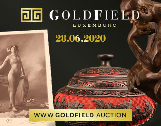 Vente Successions Luxembourgeoises chez Goldfield : 400 lots