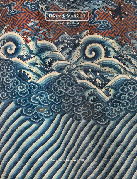 Vente Art d'Asie chez SVV Thierry de Maigret : 276 lots