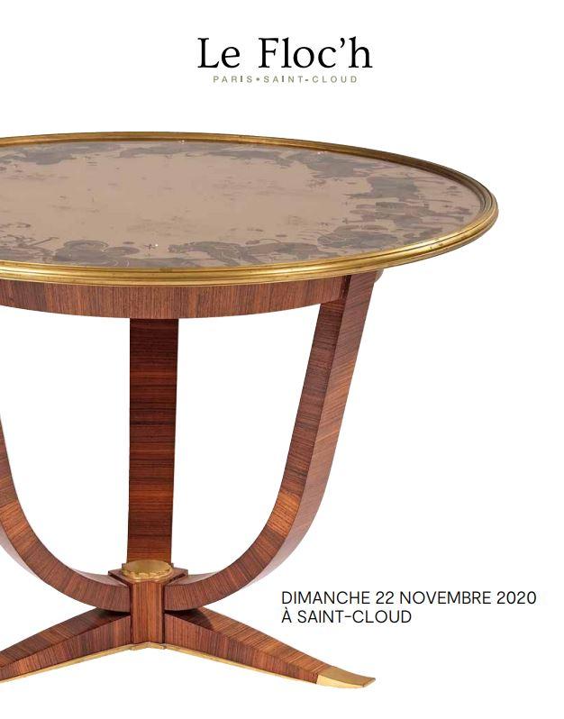 Vente Design, Art Moderne & Contemporain  chez Guillaume Le Floc'h : 238 lots