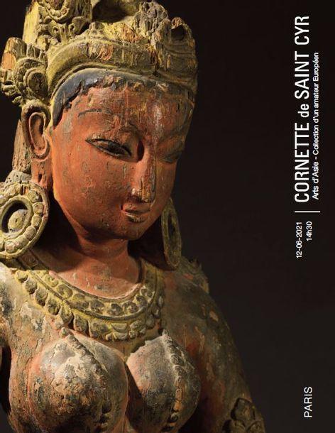 Vente Arts d'Asie - Collection d'un amateur Européen chez Cornette de Saint Cyr Paris : 179 lots