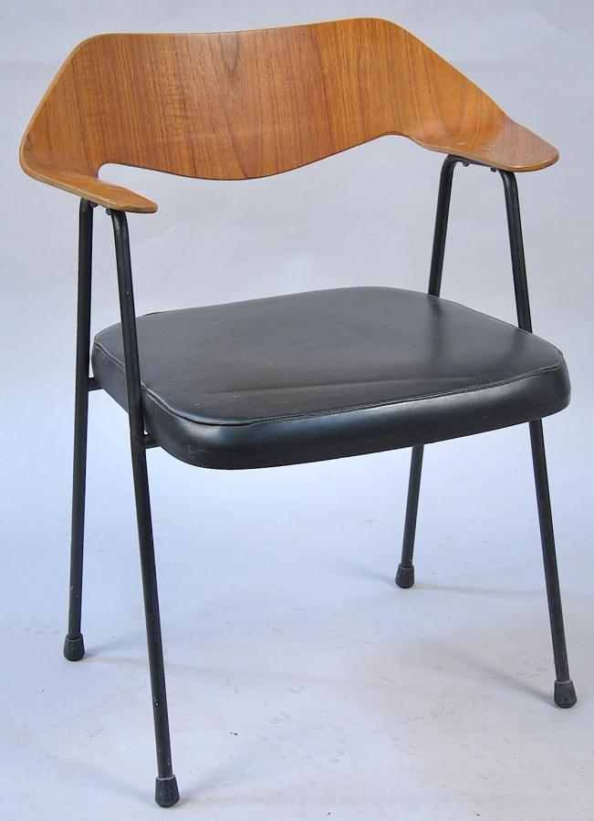 ROBIN DAY Pour AIRBORNE Chaise Dossier Design Vintage Art Moderne Contemporain Luxe Guillaumot Richard