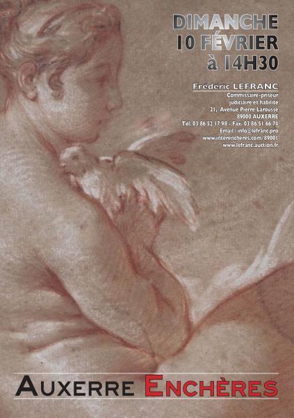 397b4174769 Catalogue de la vente Belle Vente Mobilière à Auxerre Enchères - Fin de la  vente le 10 Février 2019