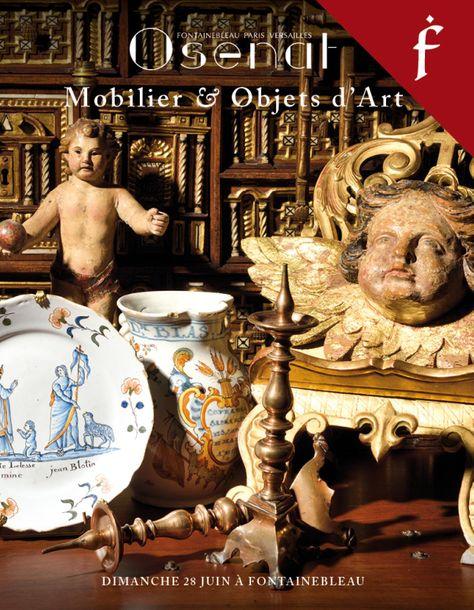 Vente Montres, Mode, Mobilier et Objets d'Art (Fontainebleau) chez Osenat : 352 lots