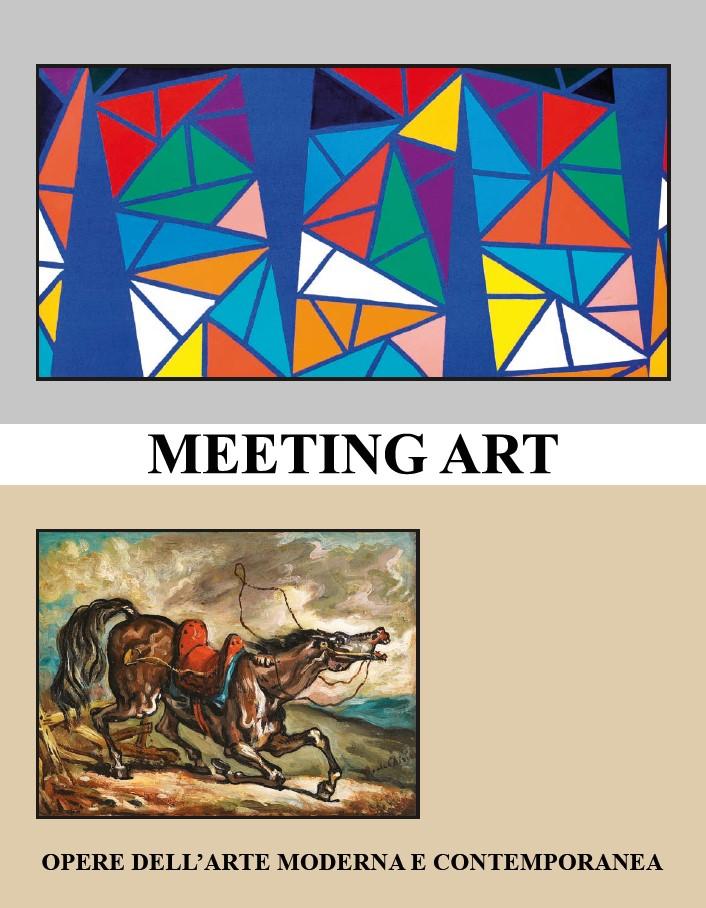 Vente Art Moderne et Contemporain chez Casa delle Aste Meeting Art s.p.a. : 130 lots