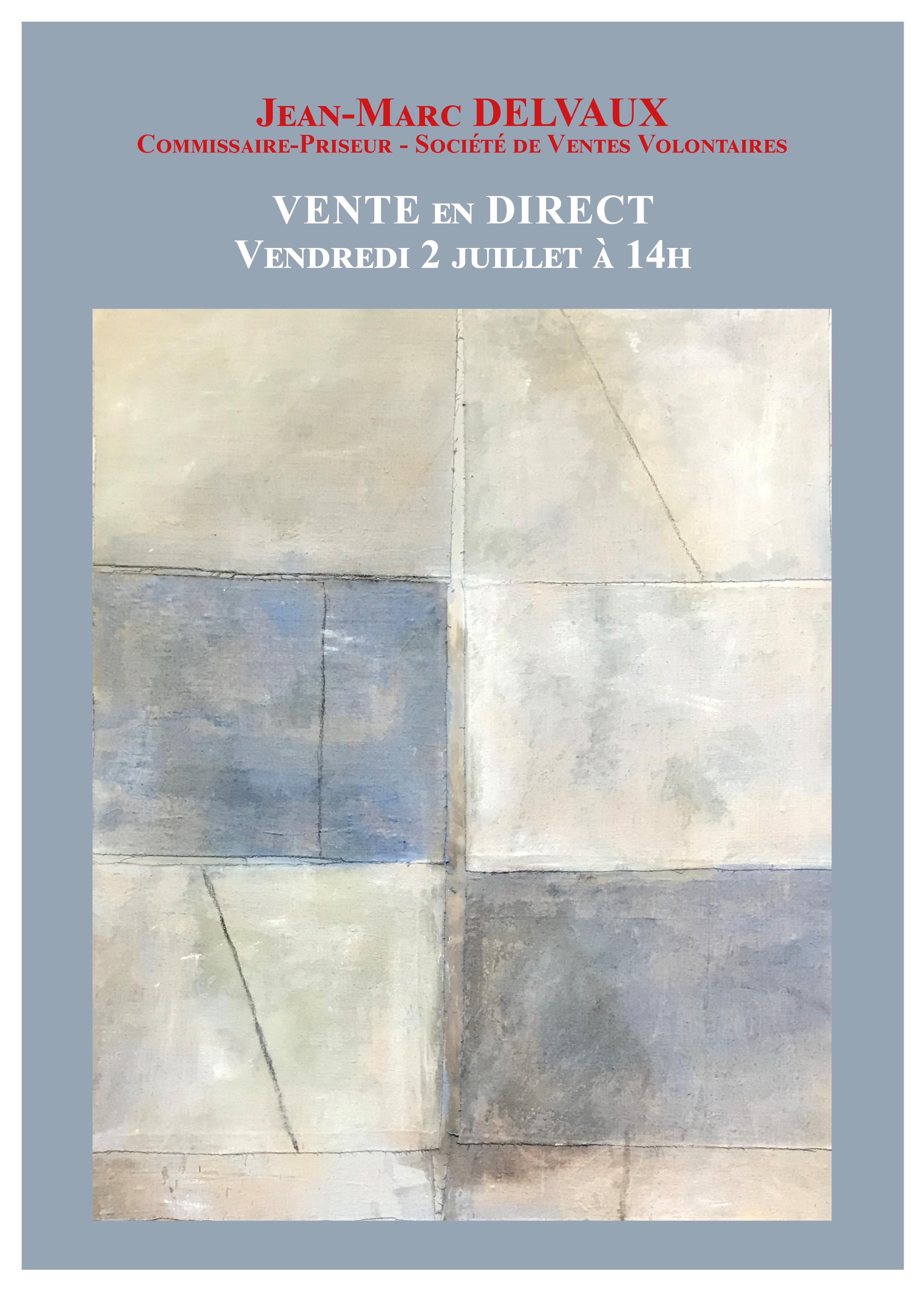 Vente Livres - Tableaux - Meubles - Objets d'Art - Arts de la Table chez Jean-Marc Delvaux : 337 lots