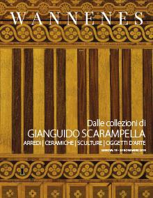 Vente Mobilier, Céramique, Sculptures, Objets d'Art (Genova) chez Wannenes Art Auctions : 804 lots