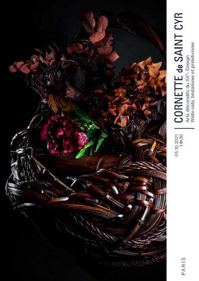 Vente ARTS DÉCORATIFS DU XXE - DESIGN WABI-SABI, BRUTALISME ET PRIMITIVISME chez Cornette de Saint Cyr Paris : 216 lots